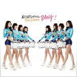 bang! (3rd single) - after school