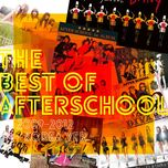 the best of after school - after school