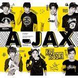 insane (mini album) - a-jax