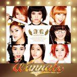 wanna be (2nd single) - aoa