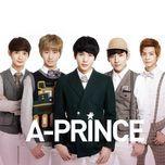 hello (debut mini album) - a-prince
