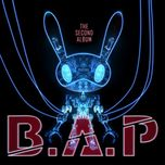 power (the 2nd single) - b.a.p