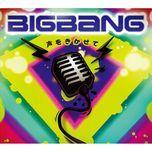 koe wo kikasete (3rd japanese single) - bigbang