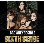 sixth sense (4th album) - brown eyed girls