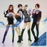 sign (single) - brown eyed girls