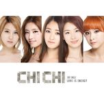 love is energy (3rd single) - chi chi