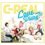 love diary (mini album) - c-real