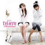 davichi in wonderland (mini album) - davichi