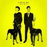 catch me (6th album) - dbsk