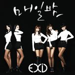 every night (digital single) - exid