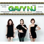 gavish (6th mini album part 1) - gavy nj