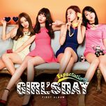expectation (1st album) - girl's day