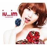 iu...im (2nd mini album) - iu