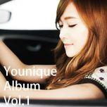 younique album my lifestyle (digital single) - jessica jung