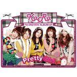pretty girl (mini album) - kara