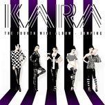 jumping (4th mini album) - kara
