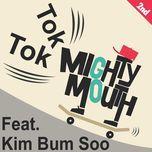 tok tok (single) - kim bum soo