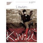 i need you (3rd mini album) - k.will