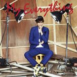 my everything (mini album) - lee min ho