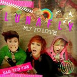 fly to love (cd1) - lunafly