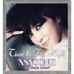 time to fly high - ns yoon-g