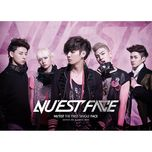 face (debut single) - nu'est