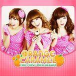 magic (mini album) - orange caramel