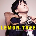 lemon tree (single) - park hye kyung