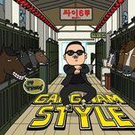gangnam style (single) - psy