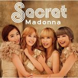 madonna (2nd mini album) - secret