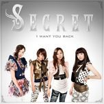 i want you back (single) - secret