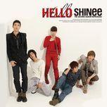 hello (repackage) - shinee