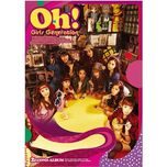 oh! (2nd album) - snsd