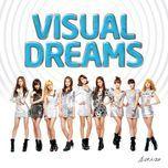 visual dreams (intel song) - snsd
