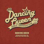 dancing queen (single) - snsd