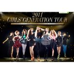 2011 girls' generation tour - snsd