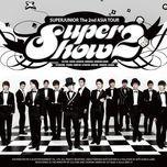 super show 2 (cd ii) - super junior