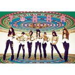 temptastic (mini album) - t-ara
