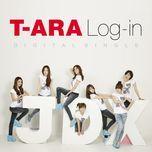log in (digital single) - t-ara