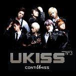 conti ukiss (mini no3) - u-kiss