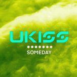 someday (new version) - u-kiss