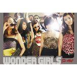 so hot (2nd single) - wonder girls