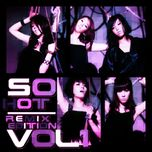 so hot (remix edition) - wonder girls