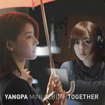 together (mini album) - yangpa
