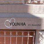 it's beautiful (single) - younha