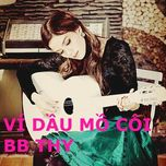 vi dau mo coi (single) - bb thy