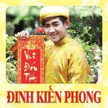 vui don tet (single) - dinh kien phong