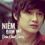 niem dam me (single) - doan khanh duong