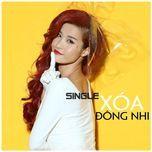 xoa (single) - dong nhi