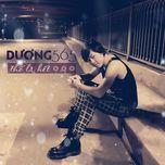the la het (single) - duong 565